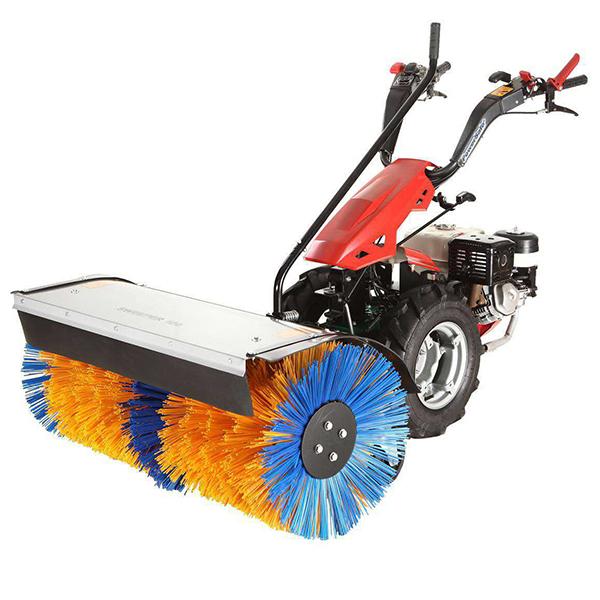 全齿轮传动扫雪机