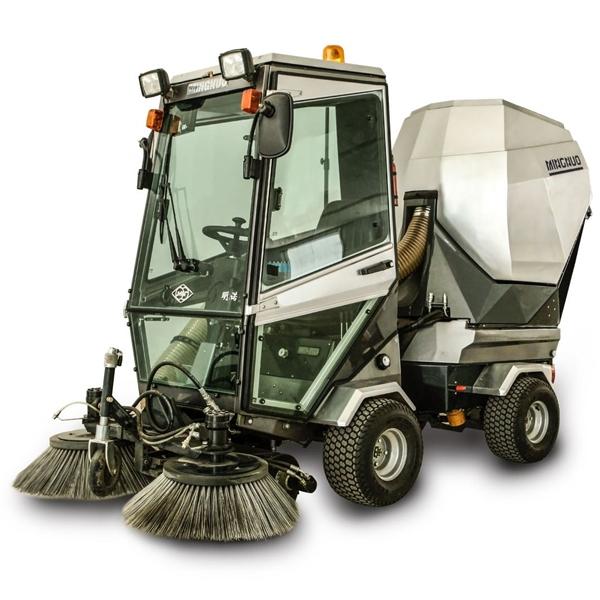 扫地扫雪多功能车